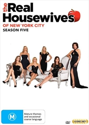 Real Housewives Of New York City - Season 5, The | DVD