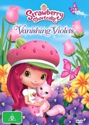 Strawberry Shortcake - Vanishing Violets | DVD