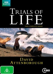 David Attenborough - Trials Of Life