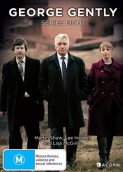 George Gently - Series 8 | DVD