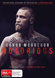 Conor Mcgregor: Notorious | DVD