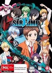 Servamp Series Collection