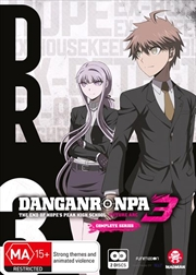 Danganronpa 3 - The End Of Hope's Peak High School - Future Arc | Series Collection