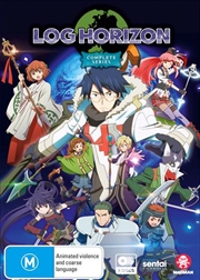 Log Horizon - Part Series Collection