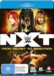WWE - NXT - From Secret To Sensation