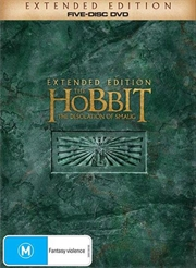 Hobbit Desolation Of Smaug Extended Edition