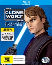 Star Wars - The Clone Wars - Animated Series - Season 3