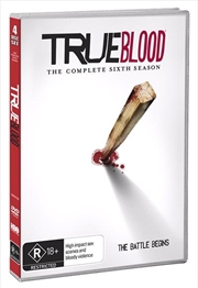 True Blood - Season 6 | Stake SN | DVD