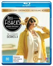 Miss Fisher's Murder Mysteries - Series 3