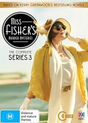 Miss Fishers Murder Mysteries - Series 3
