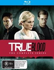 True Blood - Season 1-7 | Boxset
