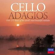 Cello Adagios | CD