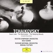Tchaikovsky: Swan Lake/Nutcracker/Sleeping Beauty | CD