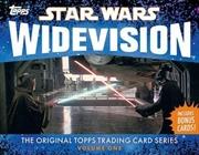 Star Wars Widevision The Origi