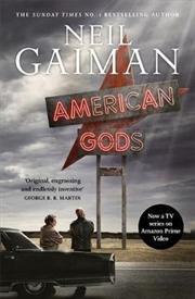 American Gods | Paperback Book