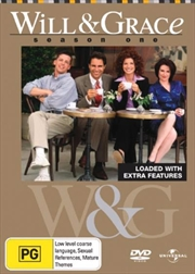 Will and Grace - Season 1 | DVD