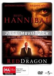 Red Dragon / Hannibal: 2dvd