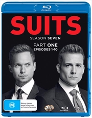 Suits - Season 7 - Part 1 | Blu-ray