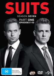 Suits - Season 7 - Part 1