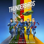 Thunderbirds Are Go V2   CD