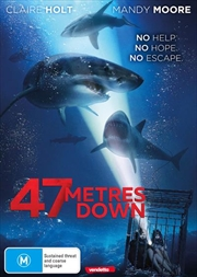 47 Metres Down (Meters)