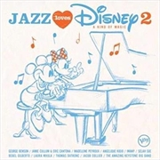 Jazz Loves Disney 2: A Kind Of Magic | CD