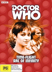 Doctor Who - Time-Flight/Arc Of Infinity