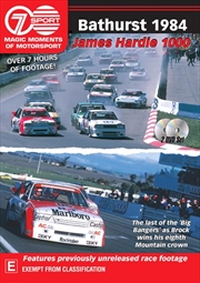 Magic Moments Of Motorsport - Bathurst 1984 | DVD