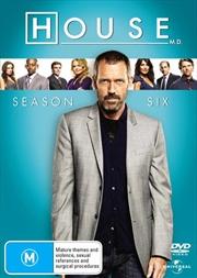 House, M.D. - Season 6 | DVD