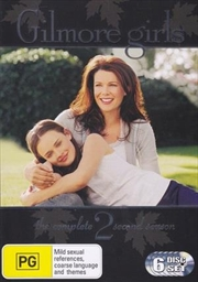 Gilmore Girls - Season 2 | DVD
