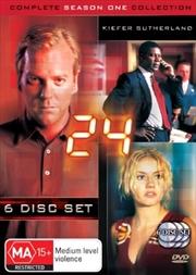24 - Season 1 | DVD