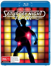 Saturday Night Fever - Director's Cut Edition | Blu-ray