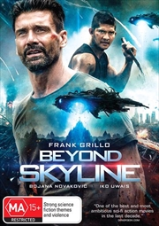 Beyond Skyline | DVD