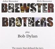 Brewster Brothers Play Bob Dylan   CD