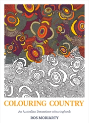 Colouring Country | Paperback Book
