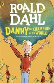 Danny the Champion of the World | Paperback Book