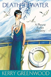 Death By Water: Book 15 Phryne