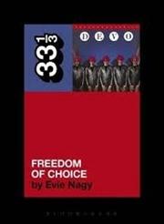 Devo's Freedom of Choice | Paperback Book