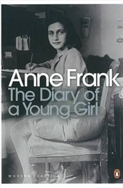 Diary Of A Young Girl, The | Paperback Book