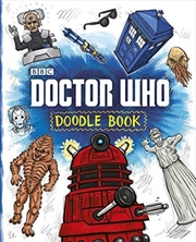 Doctor Who: Doodle Book | Paperback Book