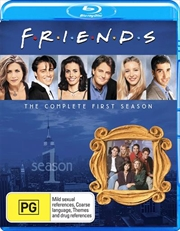 Friends - The Complete First Season | Blu-ray