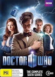 Doctor Who - Series 6 | Boxset