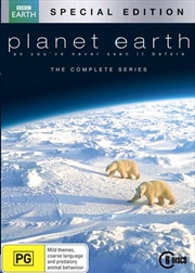 Planet Earth - Complete Series - Special Edition | DVD
