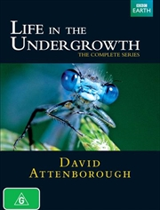 David Attenborough - Life In The Undergrowth