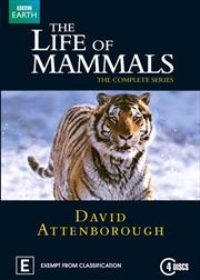 David Attenborough: Life Of Mammals