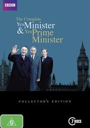 Complete Minister | Boxset, The