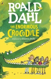 The Enormous Crocodile | Paperback Book