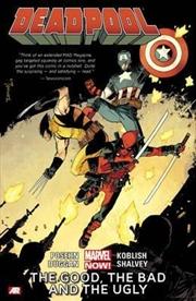 Deadpool Volume 3 | Paperback Book