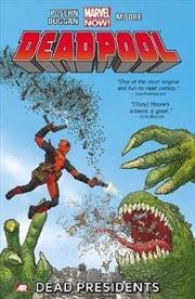 Deadpool - Volume 1 | Paperback Book