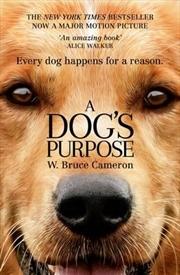 A Dogs Purpose | Paperback Book
